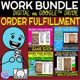 DIGITAL Vocational Training BUNDLE for Life Skills and Spe