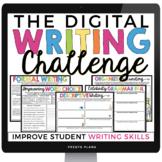 DIGITAL WRITING CHALLENGE ACTIVITIES