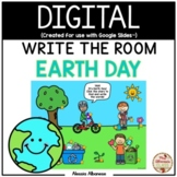 DIGITAL Write the Room - Earth Day {Google Slides™/Classroom™}