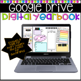 DIGITAL yearbook!  (Google Drive Slides)