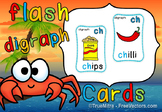 DIGRAPH FLASHCARDS ch