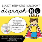 DIGRAPH NG- EXPLICIT, INTERACTIVE POWERPOINT