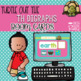 DIGRAPH TURTLE OUT THE WORD DIGITAL Task BOOM CARDS