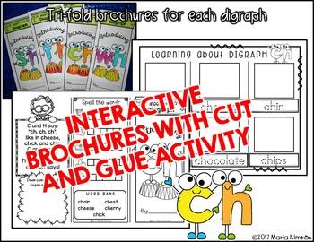 DIGRAPHS Brochures, Games, and Slide Shows