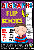 CONSONANT DIGRAPH ACTIVITIES (BEGINNING AND ENDING DIGRAPHS)