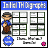 Initial TH Digraphs I have Who Has Game Set