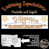 DILIGENCE - Teaching our students to be Diligent- Distance