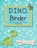DINO Binder Starter Kit