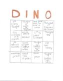 DINO (Bingo) Ice Breaker Game