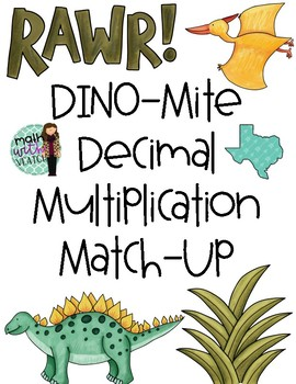 DINO-Mite Decimal Multiplication