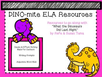DINO-Mite ELA Resources