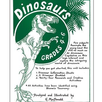 DINOSAURS Gr. 4-6