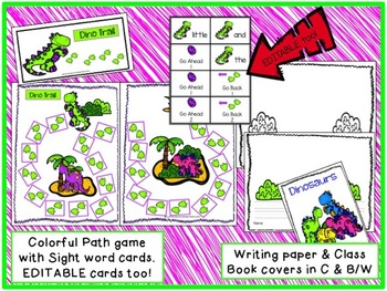 DINOSAURS! Beginning Readers for Guided Reading Set 1