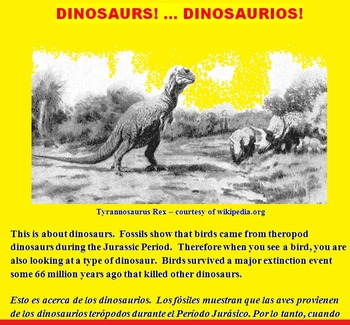 DINOSAURS LEARNING PACK! (Fun,44 pages, CCSS, Science, Helpful for ESL Spanish)
