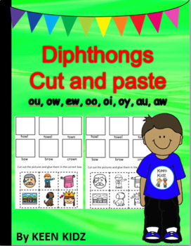 DIPHTHONGS CUT AND PASTE