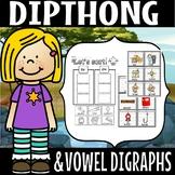 DIPTHONG 'OO' AND VOWEL DIGRAPH