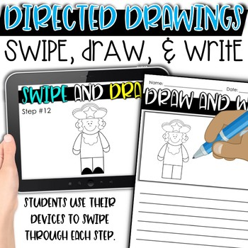 DIRECTED DRAWINGS AND WRITING for JANUARY