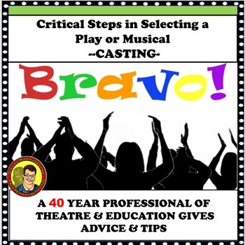 PLAY DIRECTING TIPS FOR BEGINNING AND ADVANCED THEATRE/ CASTING