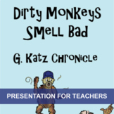 DIRTY MONKEYS SMELL BAD PRESENTATION FOR TEACHERS - Long Division