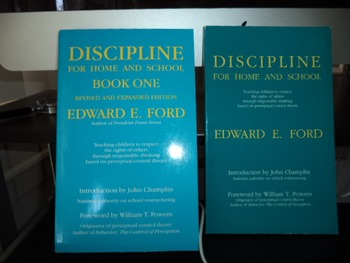 DISCIPLINE FOR HOME AND SCHOOL  (SET OF 2)