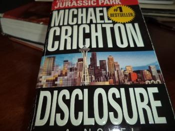 DISCLOSURE    ISBN 0-345-39105-5