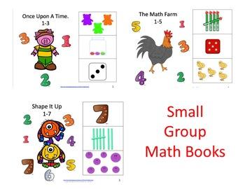 DISCOUNTED -  BUNDLE -Math Books