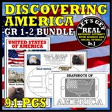 DISCOVER AMERICA BUNDLE for Grades K-1