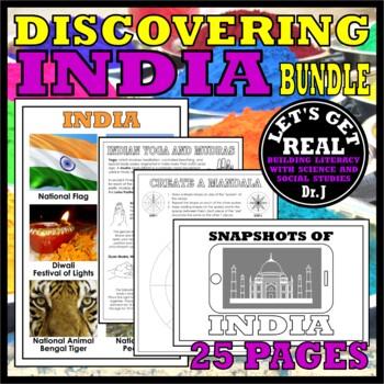 DISCOVER INDIA BUNDLE