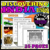 INDIA: Discovering India Bundle