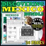 MEXICO: Discovering Mexico Bundle