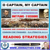 O CAPTAIN, MY CAPTAIN - DISCOVERING ABRAHAM LINCOLN: POEM ANALYSIS