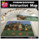 DISCOVERING MAP SKILLS: INTERACTIVE MAP THANKSGIVING