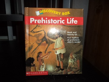 DISCOVERY BOX PREHISTORIC LIFE