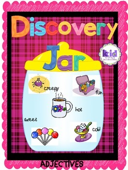 ADJECTIVE DISCOVERY JAR 1:  Deductive reasoning & vocabula
