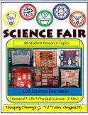 SCIENCE FAIR  2-5th grade