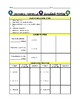 DISTANCE FORMULA - POSTER, GRAPHIC ORGANIZER, NOTES, ANSWER KEY