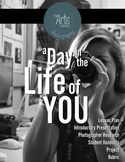 DISTANCE LEARNING- A Day in the Life of YOU...a photo story