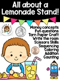 DISTANCE LEARNING All about a Lemonade Stand!