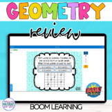 DISTANCE LEARNING Boom Learning℠ Geometry Quiz