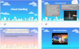 DISTANCE LEARNING Cloud Seeding Project