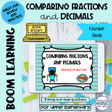 DISTANCE LEARNING Decimals and Fractions Boom Learning℠