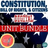 Constitution, Bill of Rights, Citizens UNIT BUNDLE, DIGITAL