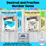 DISTANCE LEARNING Decimal and Fraction Google™ Slides and