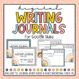 DIGITAL LEARNING Digital Writing Journals
