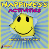 DISTANCE LEARNING ELA HAPPINESS ACTIVITIES