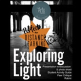 DISTANCE LEARNING--Exploring Light in Photography
