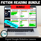 DISTANCE LEARNING Fiction Reading Mega Growing Bundle