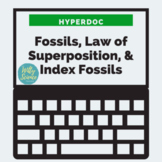 DISTANCE LEARNING Fossils, Law of Superposition, and Index