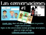 DISTANCE LEARNING - Las conversaciones (part 1)