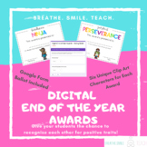 DISTANCE LEARNING Positive End of the Year Awards - Google